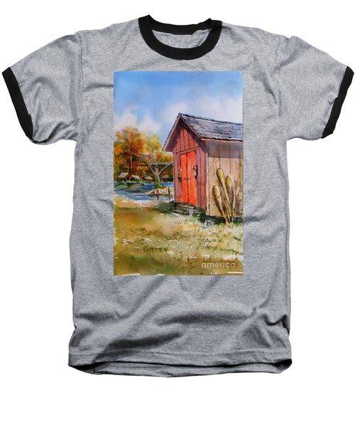 Cotter Shed Baseball T-Shirt