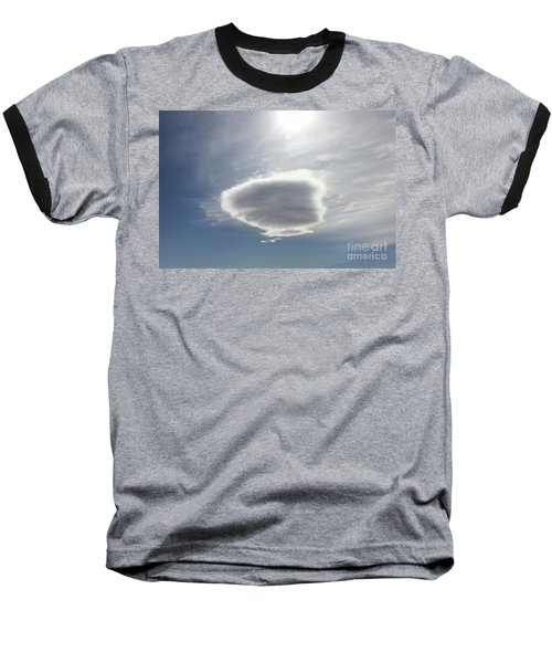 Cotton Baton Cloud Baseball T-Shirt