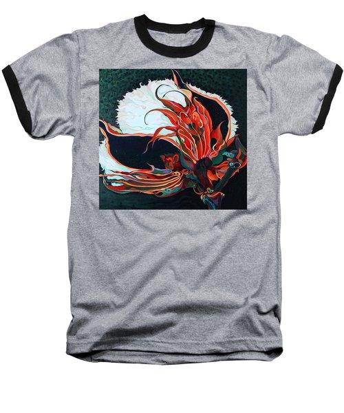 Cotton Boll Baseball T-Shirt