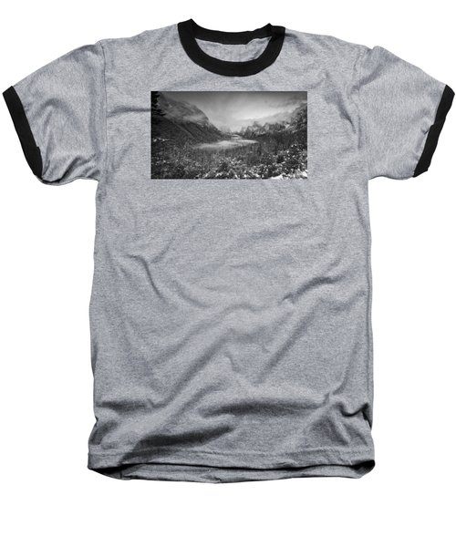 Cotton Candy Blankets Yosemite Baseball T-Shirt