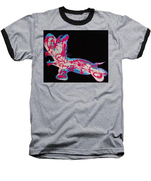 Cotton Candy Baseball T-Shirt