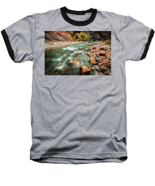 Cotton Colors Baseball T-Shirt