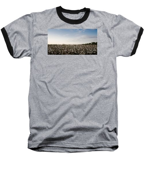 Cotton Field 2 Baseball T-Shirt