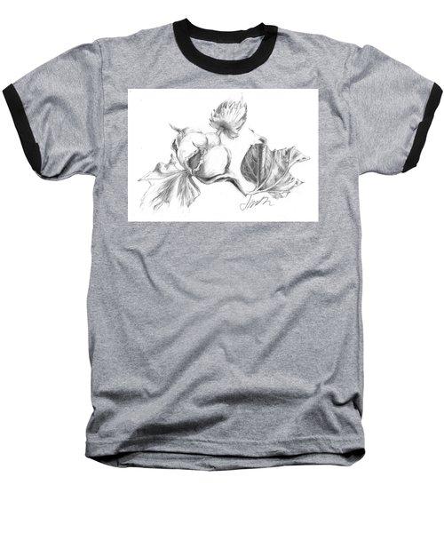 Cotton Harvest Baseball T-Shirt