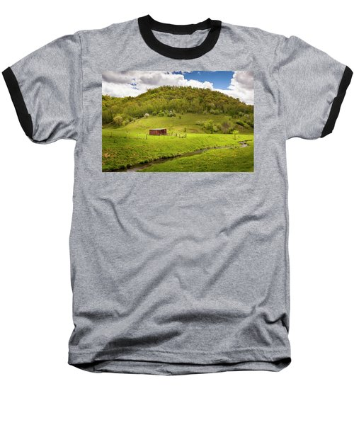 Coulee Morning Baseball T-Shirt