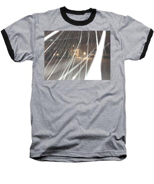 Coulter Snow  Baseball T-Shirt