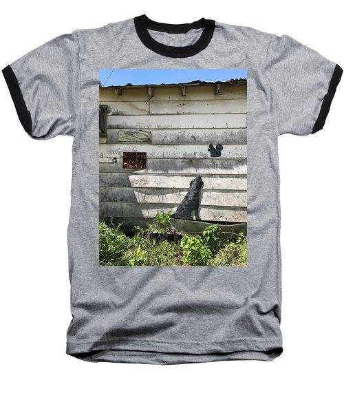 Country Art Baseball T-Shirt