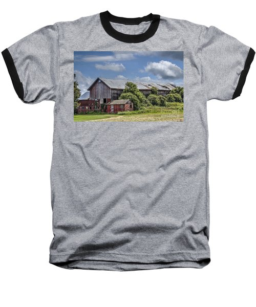 Country Barn Baseball T-Shirt