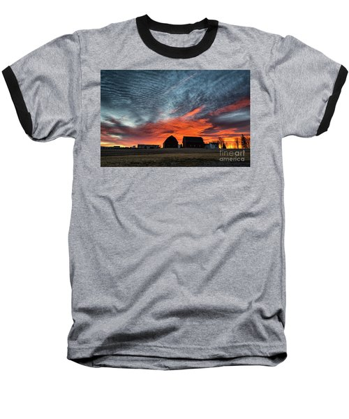 Country Barns Sunrise Baseball T-Shirt