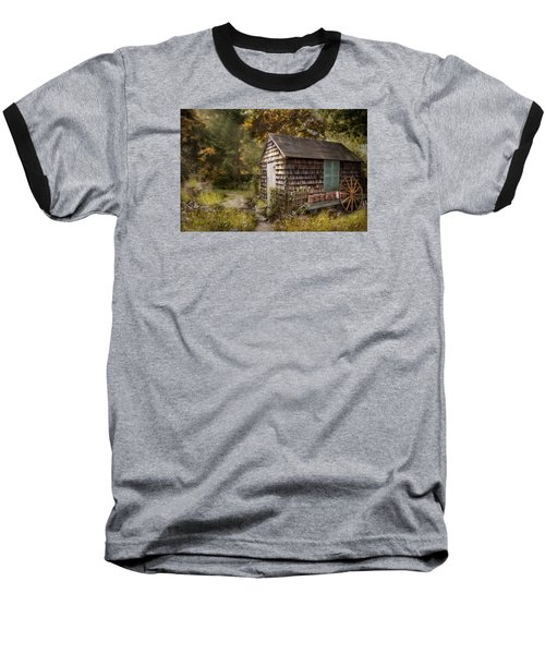 Baseball T-Shirt featuring the photograph Country Blessings by Robin-Lee Vieira