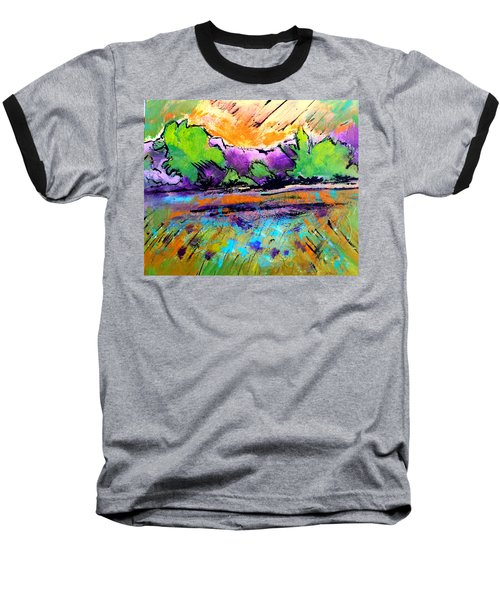 Country Charm Baseball T-Shirt