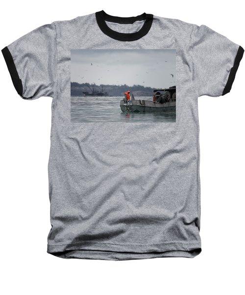 Country Club Baseball T-Shirt by Randy Hall