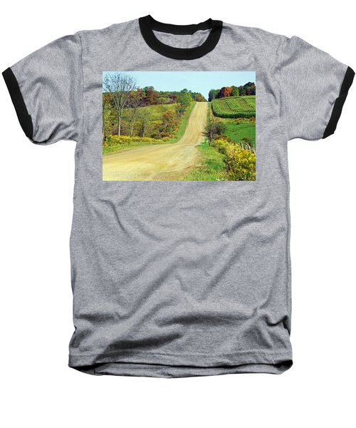 Country Days Baseball T-Shirt
