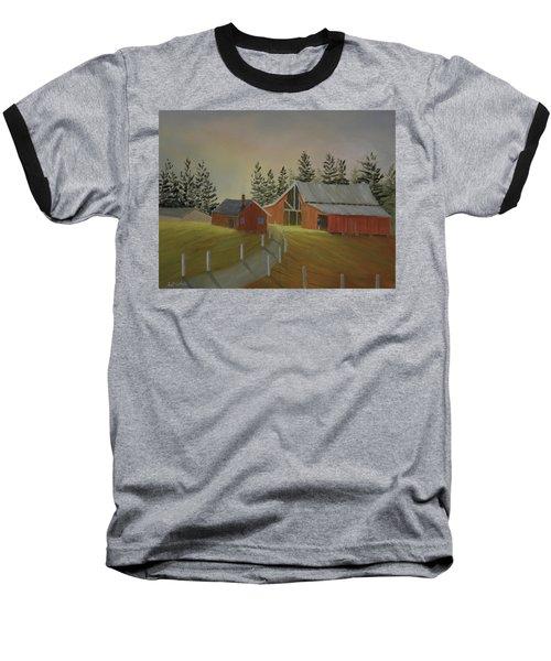 Country Farm Baseball T-Shirt
