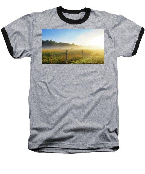 Country Fencerow Baseball T-Shirt