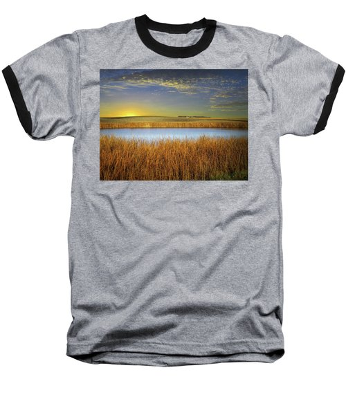 Country Field 2 Baseball T-Shirt