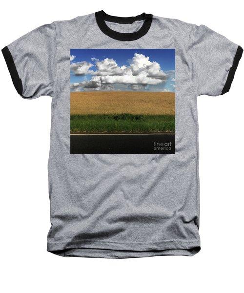 Country Field Baseball T-Shirt