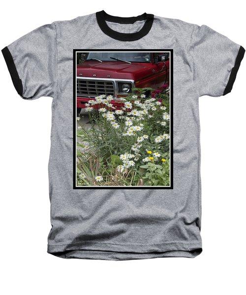 Country Garden Baseball T-Shirt