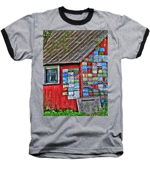 Country Graffiti Baseball T-Shirt