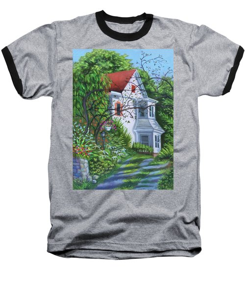 Country Home Baseball T-Shirt