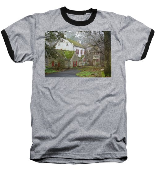Country House Baseball T-Shirt