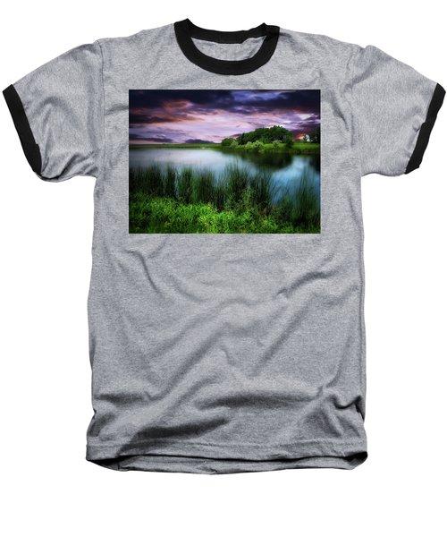 Country Lake Baseball T-Shirt