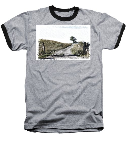Country Lane Baseball T-Shirt