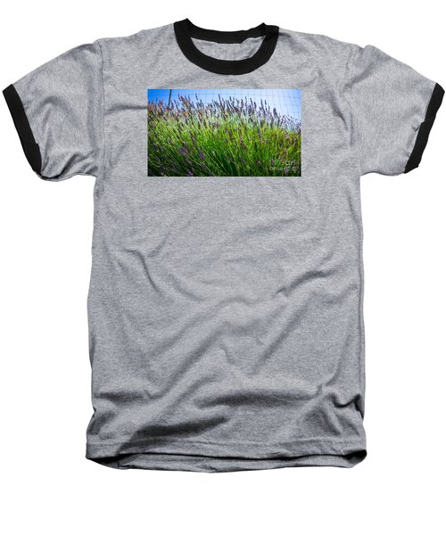 Country Lavender II Baseball T-Shirt