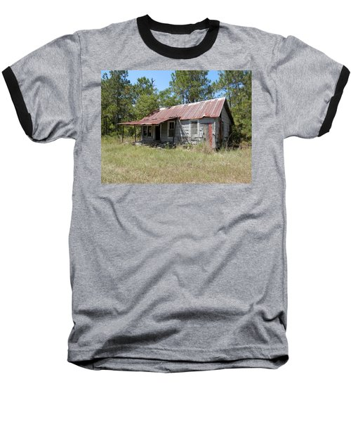 Country Living Gone To The Dawgs Baseball T-Shirt by Belinda Lee