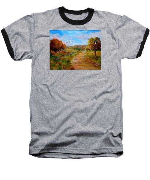 Country Road 2 Baseball T-Shirt