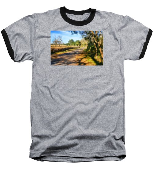 Country Road Baseball T-Shirt