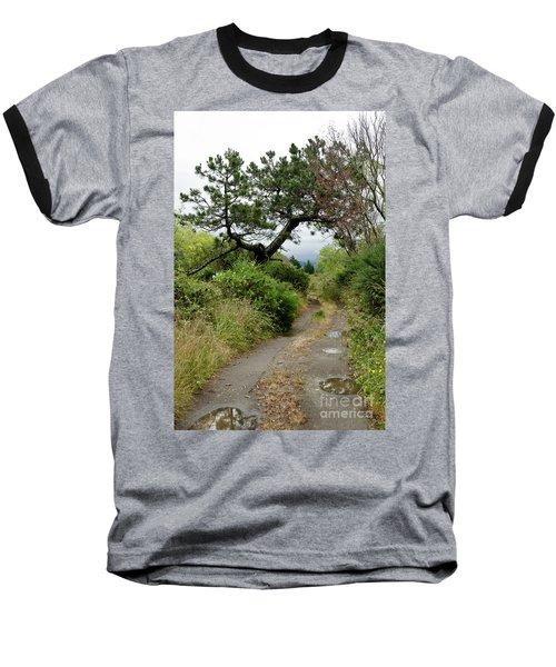 Country Road. New Zealand Baseball T-Shirt