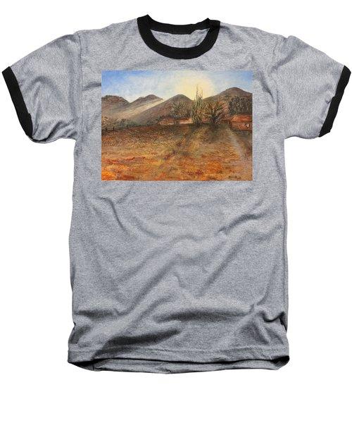 Country Sunset Baseball T-Shirt