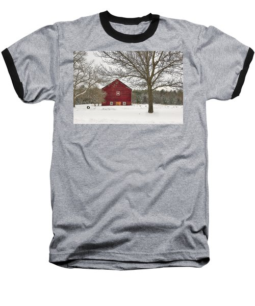 Country Vermont Baseball T-Shirt