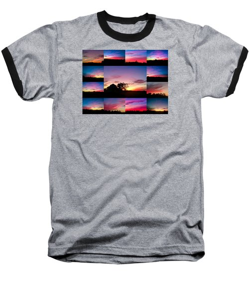 Baseball T-Shirt featuring the photograph Countryside Beauty by Carlee Ojeda