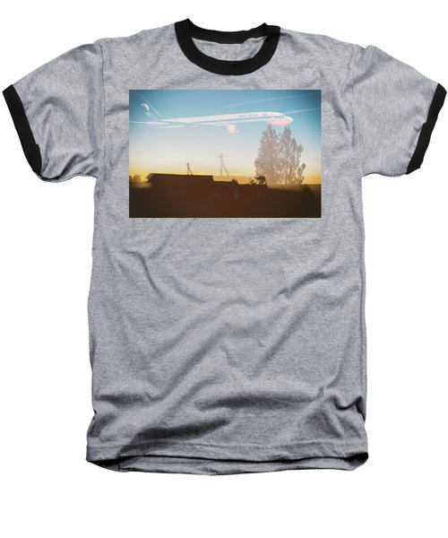 Countryside Boeing Baseball T-Shirt