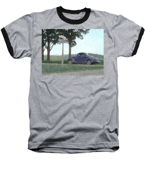 Coupe In The Countryside Baseball T-Shirt