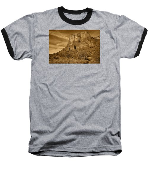 Courthouse Butte Tnt Baseball T-Shirt