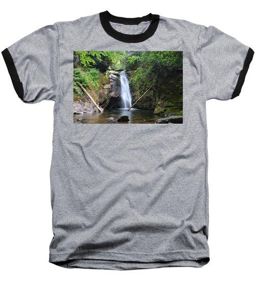 Courthouse Falls Baseball T-Shirt