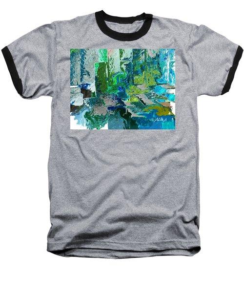 Courtyard Baseball T-Shirt