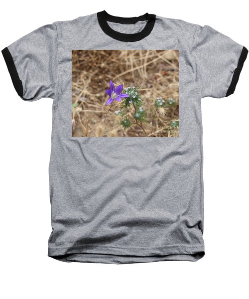 Baseball T-Shirt featuring the photograph Cousins by Marie Neder