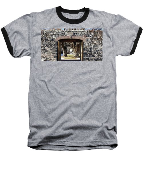 Cove Fort, Utah Baseball T-Shirt