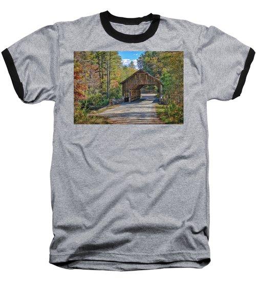 Covered Bridge Baseball T-Shirt