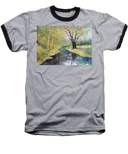 Covered Bridge Park Baseball T-Shirt