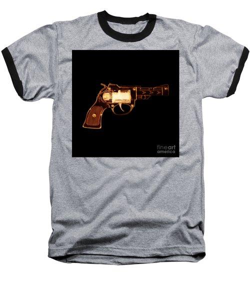 Cowboy Gun 002 Baseball T-Shirt