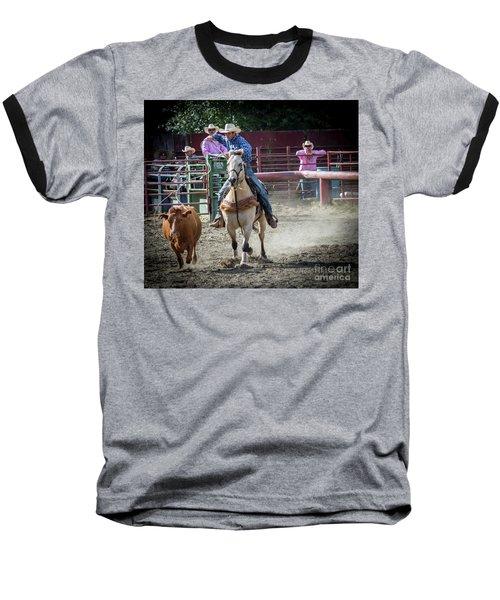 Cowboy In Action#2 Baseball T-Shirt