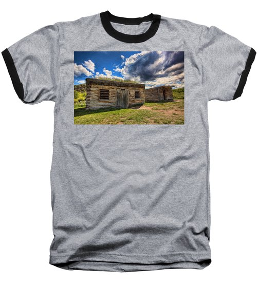 Cowboy Jail Baseball T-Shirt