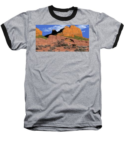 Cowboy Sedona Ver 2 Baseball T-Shirt