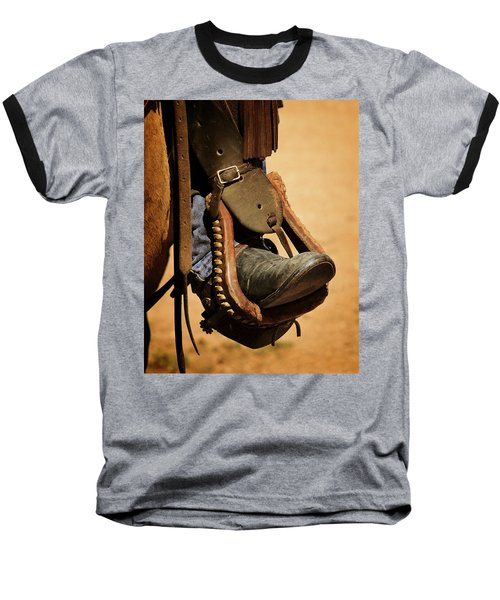 Cowboy Up Baseball T-Shirt