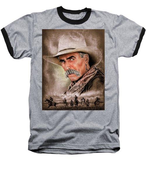Cowboy Version 3 Baseball T-Shirt